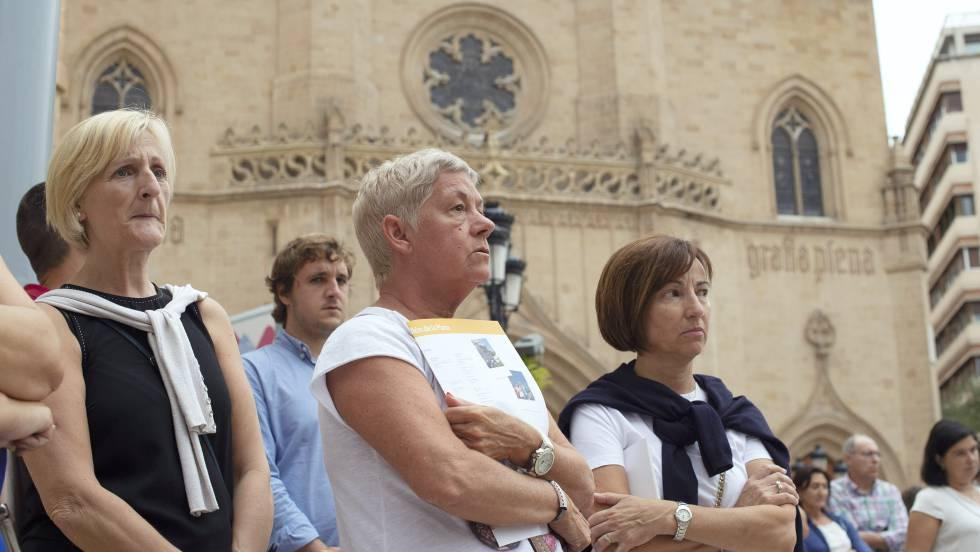 Minuto de silencio en el ayuntamiento ÁNGEL SÁNCHEZ / ATLAS