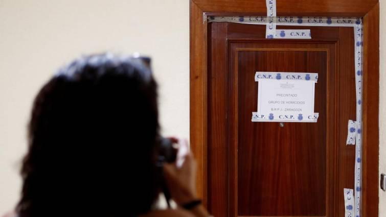 Inmueble en Zaragoza en el que una mujer fue asesinada por violencia de género. La Razón