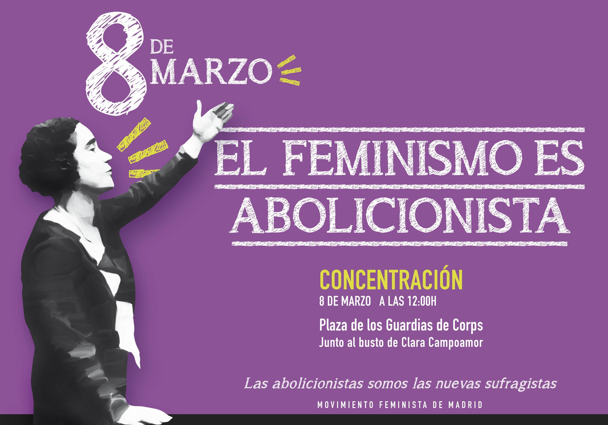 Abolicionismo Del Porno 8m abolicionista 2020 - separadas y divorciadas